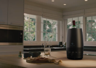 QELVIQ SMART WINE COOLER