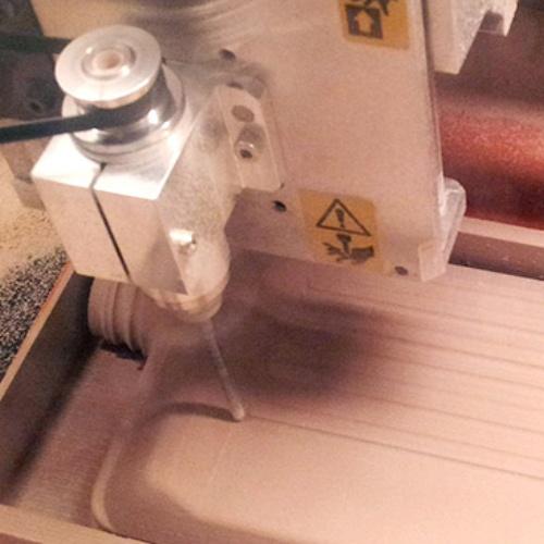 Rapid milling mockups