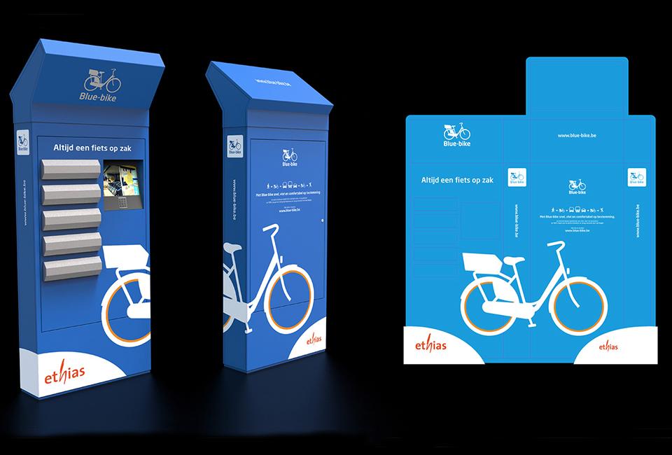 Bluebike Graphics setup