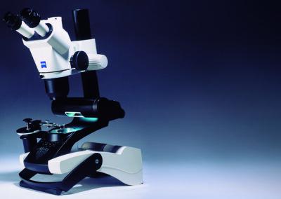 Diamond Microscope